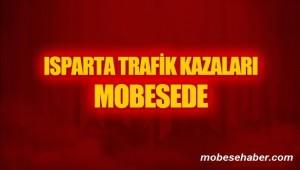 ısparta trafik kazaları mobesede izle
