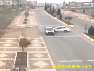 Adıyaman trafik kaza goruntuleri