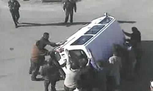 Erzincan-mobese-kameralarina-takilan-kazalar