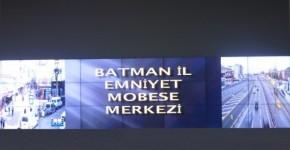 Batman İl Emniyet Mobese Kameraları