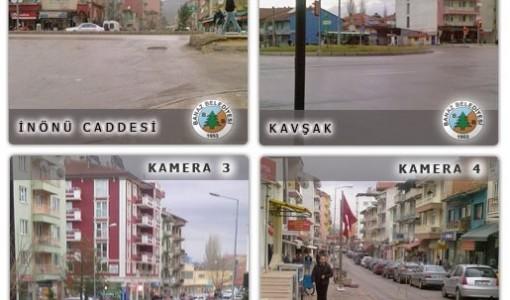 Uşak Mobese Kameraları Canlı İzle