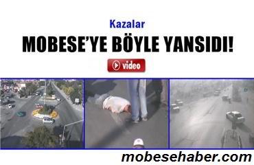 Yozgat mobese kazaları izle